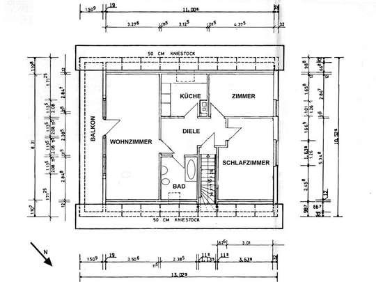 Ruhige 3-Zimmer Wohnung im Blumenviertel von Rudow - Bild 13