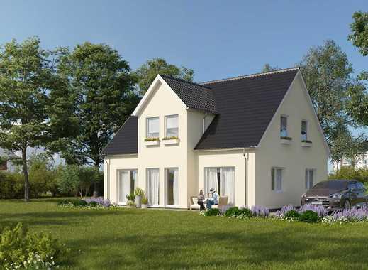 Schickes Einfamilienhaus mit großer Terrasse und eigenem Garten