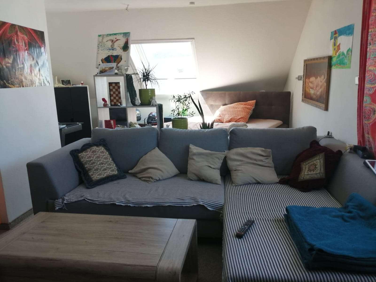 Schöne, geräumige zwei Zimmer Wohnung in Regensburg (Kreis), Lappersdorf