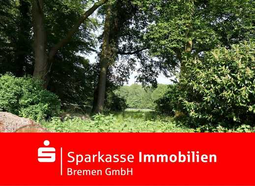 """Traumhaftes Wohnbaugrundstrück für Naturliebhaber im Schwaneweder-Ortsteil """"Holthorst"""""""