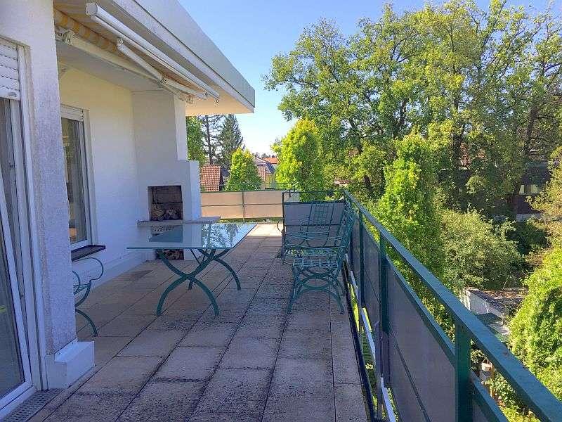 Penthouse mit viel Platz, viel Sonne und viel Genußfaktor! in Obermenzing (München)
