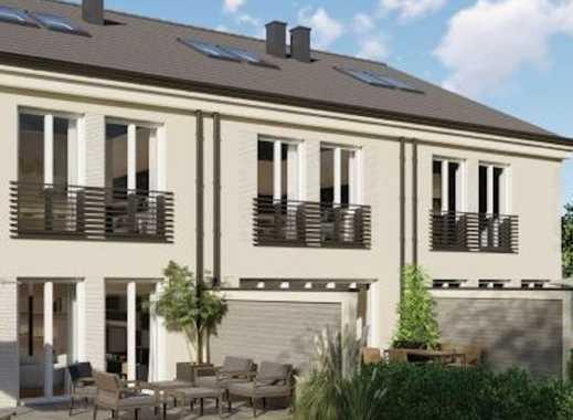 Wohnen zwischen Tradition und Fortschritt -  attraktives und modernes Reihenmittelhaus