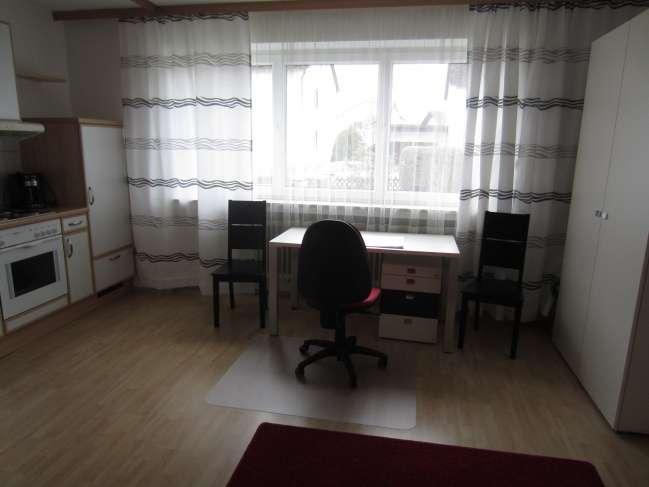 Komplett möbliertes Appartement in Dingolfing in