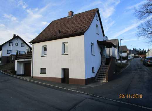 Gepflegtes Einfamilienhaus in Steinwiesen