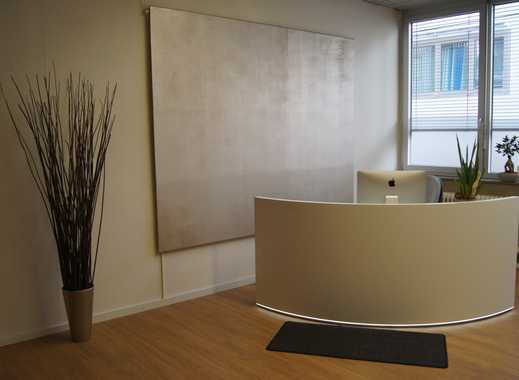 Praxis- oder Büroräumlichkeit zur Untermiete in Mitte Stuttgart