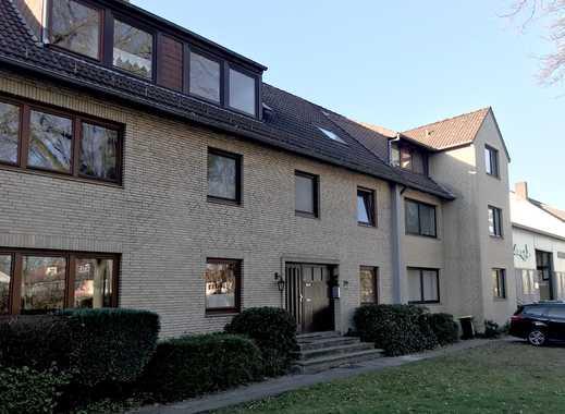 Großzügige 2 Zimmer Wohnung über 2 Etagen, Terrasse