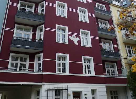 Gepflegte 3 Zi.-Dachgeschoss-Whg. in HH-Hoheluft / WG-Nutzung möglich