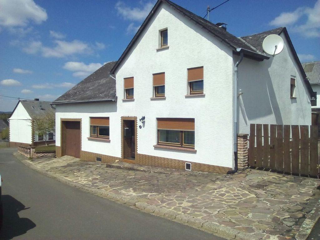 Alter Bauernhof im Nationalparkdorf Damflos mit Wohnhaus