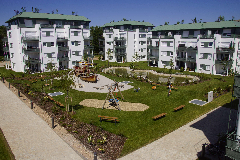 2 Zimmer-Neubau-Wohnung in Uninähe