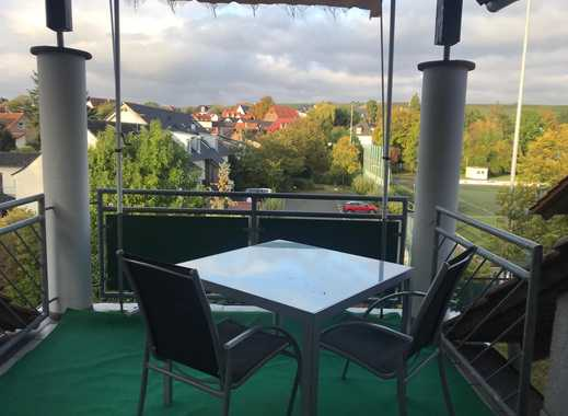 Wunderschöne 2 ZKB-Wohnung mit Balkon in Bodenheim