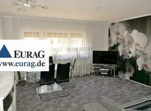 FÜ-Südstadt: Vermietete 4-Zi-Whg mit ca. 3,85 % Rendite (1.OG m.A.), Balkon, EBK, Garage