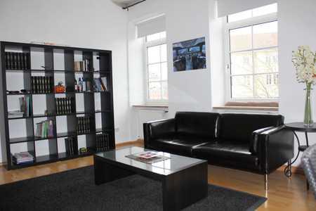 Altstadt: Sehr schönes möbliertes Apartment - Ab 01.09.20. frei in Mitte (Ingolstadt)