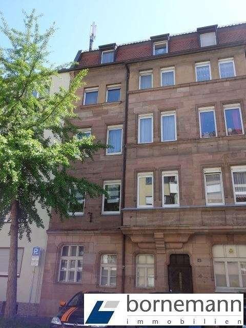 Ruhige Citylage! Freie 3-Zimmer-Wohnung mit Südbalkon! in