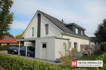 Provisionsfrei - Moderne Doppelhaushälfte in Metjendorf