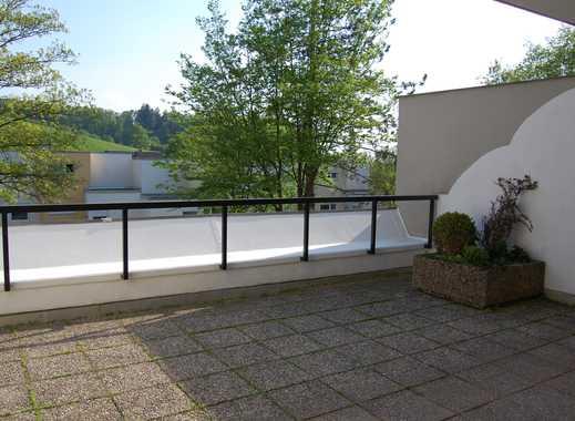 Schöne, geräumige Terrassen-Wohnung in Deggendorf Stadtgebiet