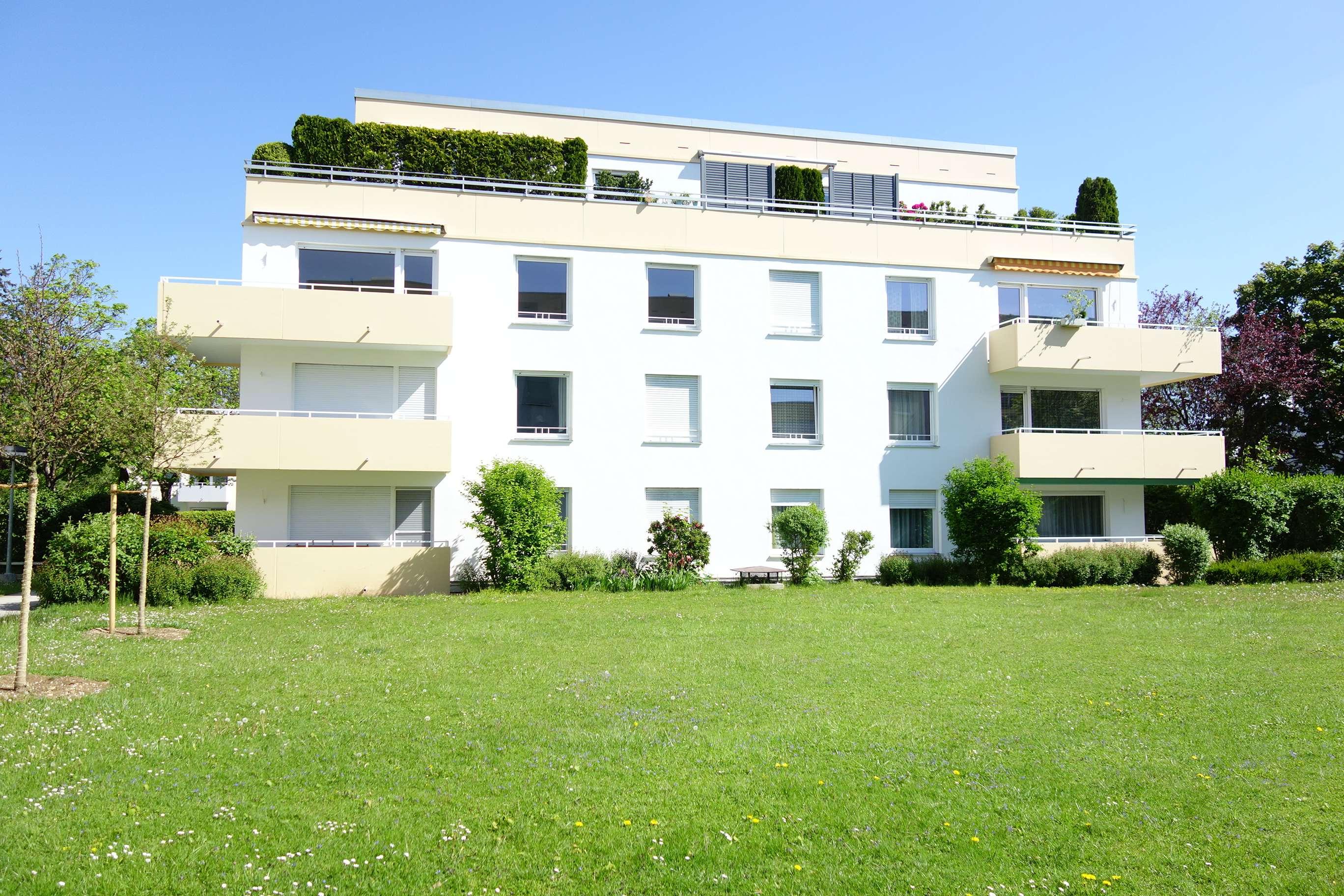 Sehr sonnige 3-Zi.-Whg. (91qm) mit großem S/W-Balkon nahe Pasing-Arcaden und Schlosspark Nymphenburg in Obermenzing (München)