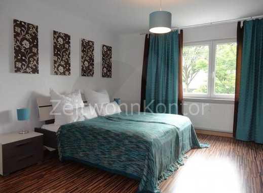 Modern und schick möblierte 3-Raumwhg mit zwei Schlafzimmern, WLAN aktiv!