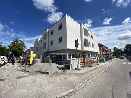 Tolle Neubau-Wohnanlage mit Balkon - helle Räume - TG-Stellplätze - gute Anbindung in Hochzoll (Augsburg)