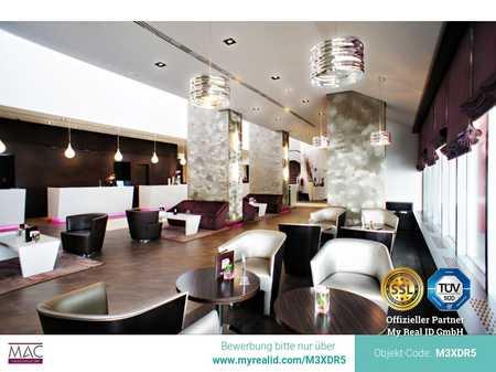 Schickes 1-Zimmer City-Appartement mit Wellnessbereich im exklusiven Arabellahaus!! in Bogenhausen (München)
