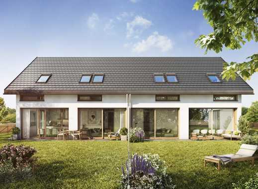 Großzügige Neubau-Doppelhaushälfte in ruhiger Lage