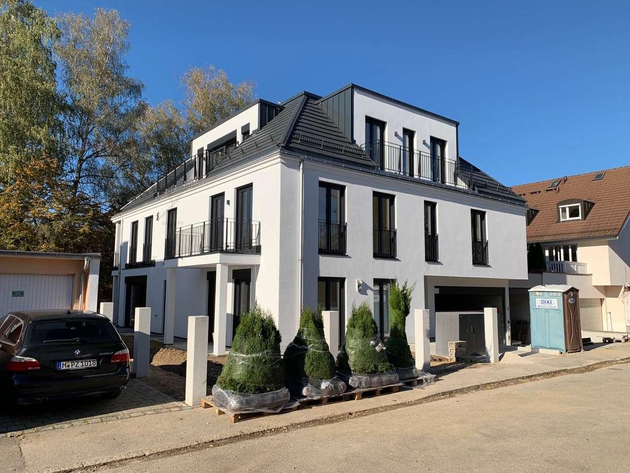 Erstbezug - Neubau 3,5 Zi-Whg - exklusives Stadthaus in Trudering (München)