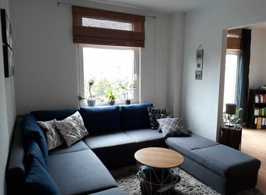 Sehr schöne und gemütliche 2,5-Zimmer-Wohnung mit Balkon und EBK in Bilk