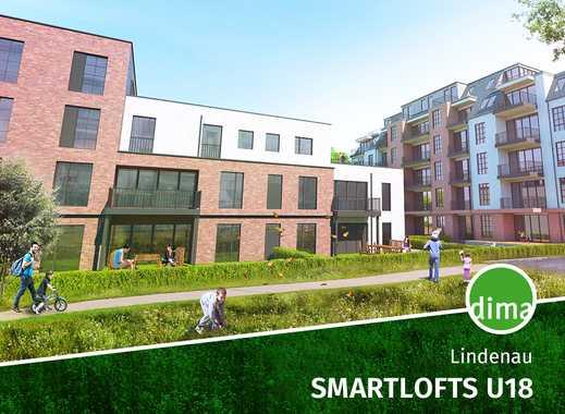 ROHBAU | 70 Prozent verkauft | SMARTLOFTS U18 | Familien-Loft-Wohnung mit flexiblen Grundriss