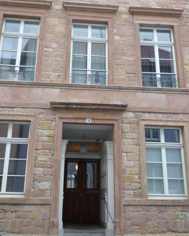 2 Zimmer Wohnung oder Atelier - Loftartig - Aschaffenburger Innenstadt