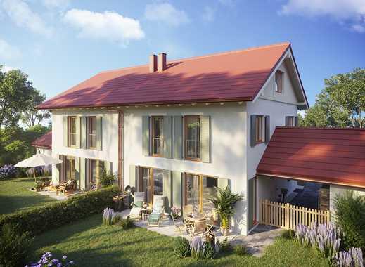 Traumhafte Doppelhaushälfte direkt am Kloster Benediktbeuern - Haus Nr. 6