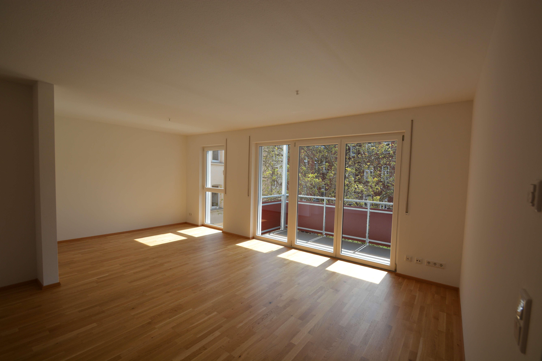 Helle 3-Zimmer-Wohnung mit Südbalkon in Johannis