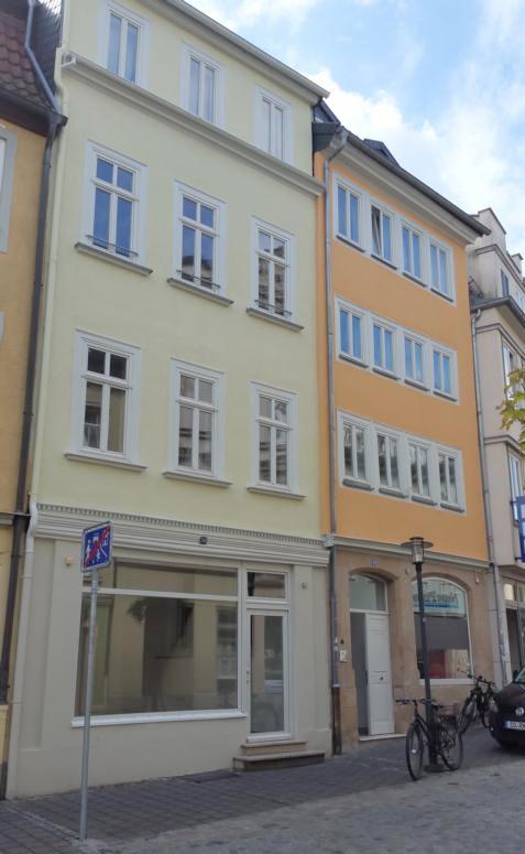 Mini 1-Raum-Wohnung im Herzen von Coburg in Coburg-Zentrum (Coburg)