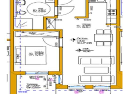 Schöne zwei Zimmer Wohnung in Neustadt a.d. Aisch-Bad Windsheim (Kreis), Burghaslach