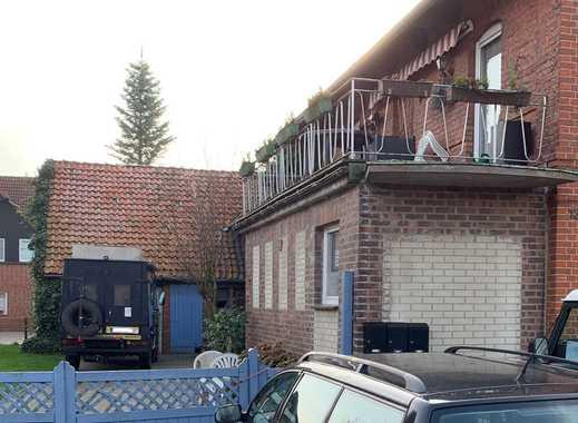 Bauernhaus mit drei Wohnungen, Garage und Scheune