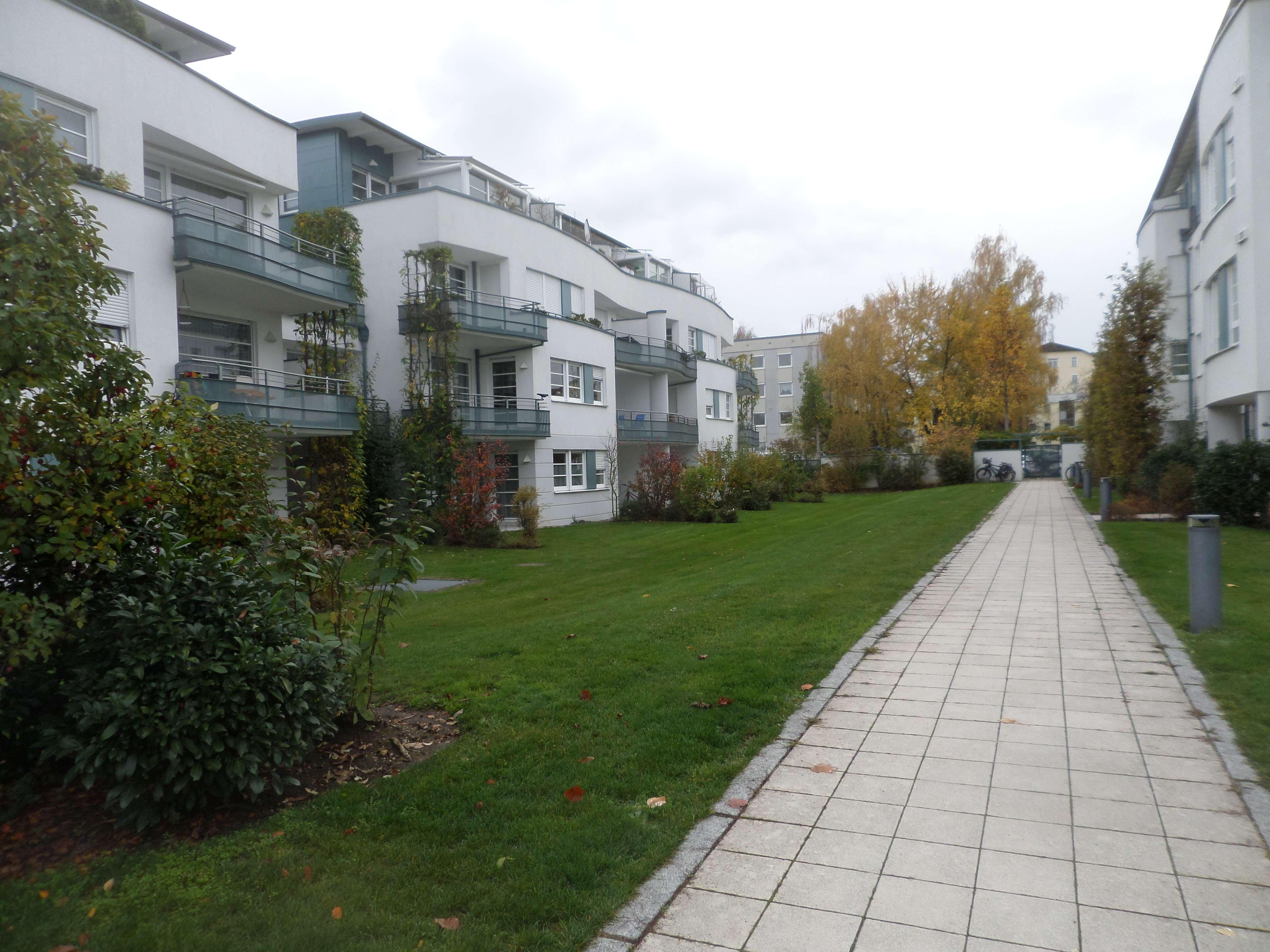 Wohnoase am Hochweg in Westenviertel (Regensburg)