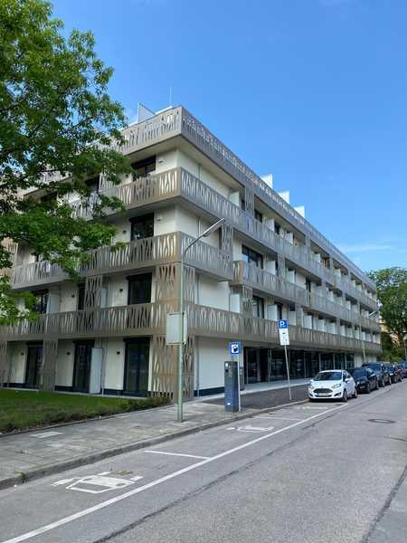 Erstbezug: Studenten-Apartment mit EBK und Balkon in Freimann, München in Freimann (München)