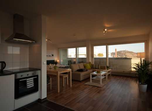 Traumhafte Penthouse-Wohnung mit großer Dachterrasse