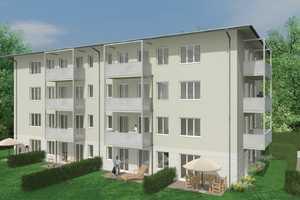 3 Zimmer Wohnung in Traunstein (Kreis)