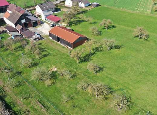 Keine Käuferprovision! Ehemaliger Bauernhof – zahlreiche Nebengebäude – 4396m² Grundstück – 8 Zimmer