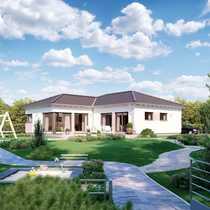 Ein Haus mit spannender Architektur