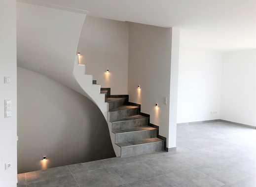 Toller Ausblick und fast keine Heizkosten: Neubau Doppelhaushälfte in Höpfingen