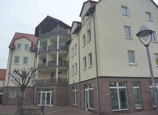 ***3-Raum-Dachgeschosswohnung mit Balkon im schönen Kitzscher***