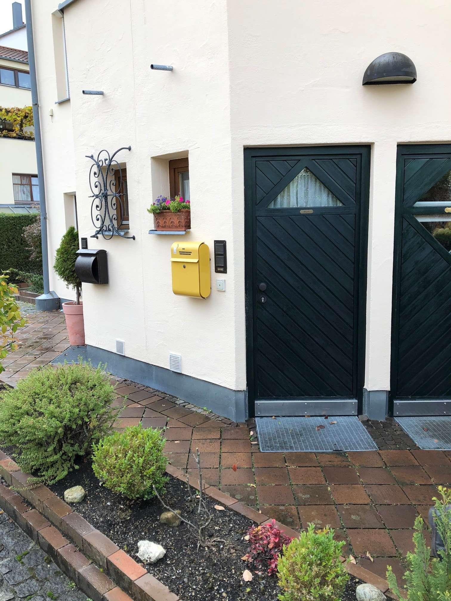 """""""Göggingen Sonnenhof"""" 3-Zimmer-Süd-Terrassen Wohnung (Haus im Haus) in Antonsviertel (Augsburg)"""