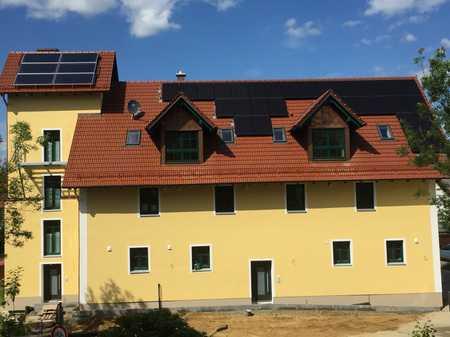 Erstbezug - Dachgeschosswohnung mitten in Siegenburg zu vermieten  in Siegenburg