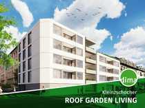 Roof Garden Living Einzigartiger KfW-55-Neubau