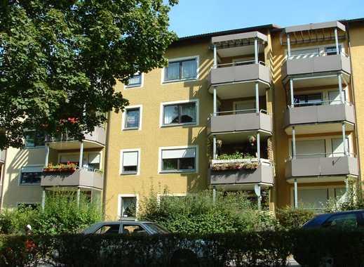 Maisonette-Wohnung 105 m² Wfl, generalsaniert 2007, mit Tiefgaragen-Stellplatz