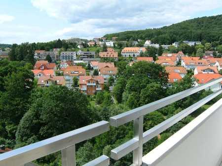 Über den Dächern von Bad Kissingen... in Bad Kissingen