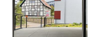 Exklusive Neubauwohnung mit Fahrstuhl - nicht weit vom Klinikum