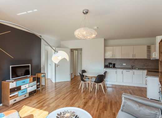 Moderne 3-Zimmer-Wohnung mit offenem Wohn-/Ess-/Kochbereich und Loggia in bester Innenstadtlage