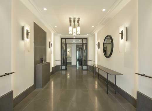 Elegante 4-Raum-Wohnung mit Garten und Parkblick