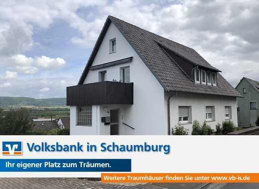 """""""Ein Haus, zwei Wohnungen und ein unbezahlbarer Blick über die Auenlandschaft"""""""